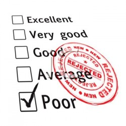 Employee_Performance_Review_Marked_Poor_clipart_image