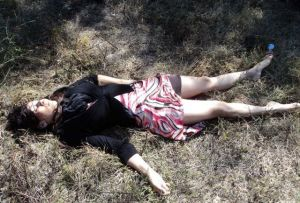 Are you a murdered white female? Here is some small ...